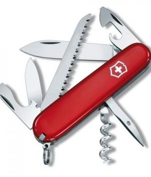 Couteau Victorinox Camper Rouge 1.3613