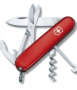 Couteau Victorinox Compact Rouge 1.3405