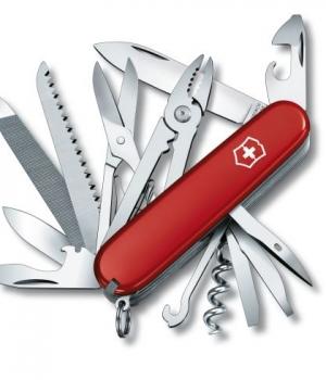 Couteau Victorinox Handyman Rouge 1.3773