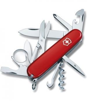 Couteau Victorinox Explorer Rouge 1.6703