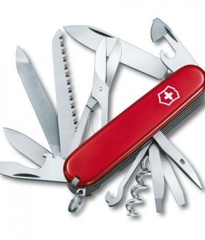 Couteau Victorinox Ranger Rouge 1.3763