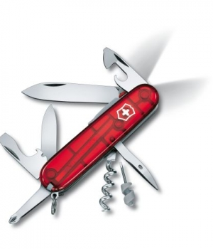 Couteau Victorinox Spartan Lite Rubis 1.7804.T