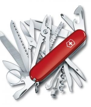Couteau Victorinox SwissChamp 1.6795