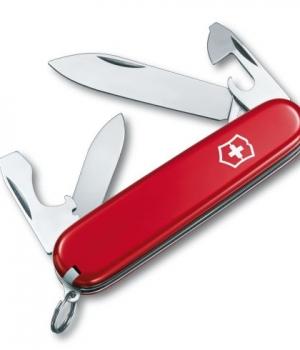 Couteau Victorinox Recruit Rouge 0.2503