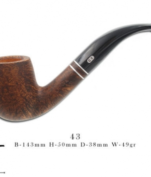 PIPE CHACOM COMPLICE N°43