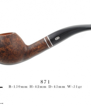 PIPE CHACOM COMPLICE N°871