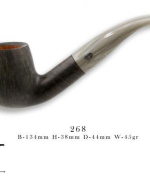 PIPE CHACOM JURASSIC N°268