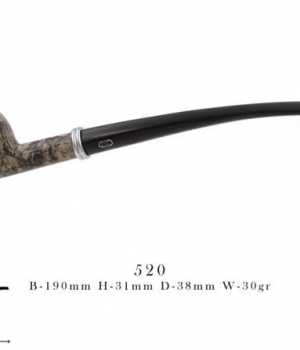PIPE CHACOM OPÉRA TAUPE N°520