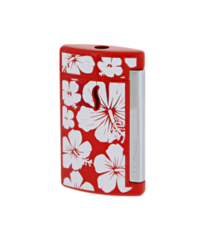 BRIQUET MINIJET FINITION HAWAÏ ROUGE