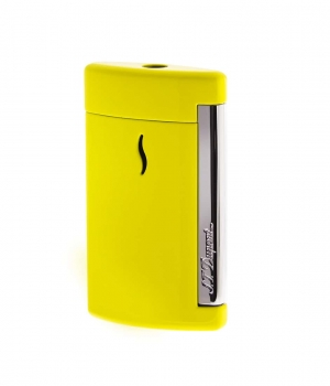 BRIQUET FINITION CHROME JAUNE