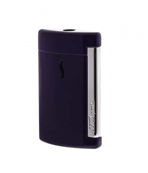 BRIQUET FINITION CHROME VIOLET