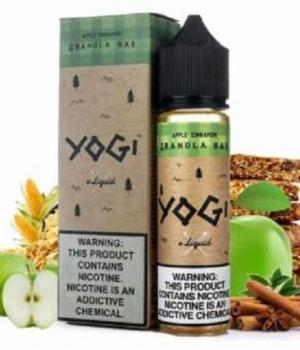 Apple cinnamon Granola bar – Yogi