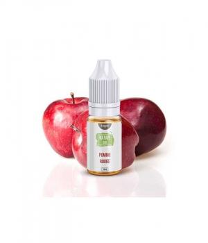 E-liquide Pomme rouge – Pack de 3 – Ma vape bio