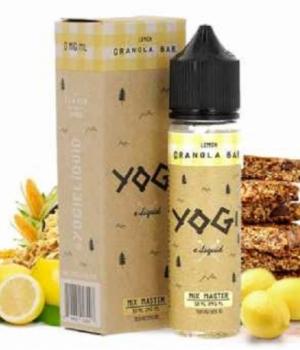 Lemon Granola bar – Yogi